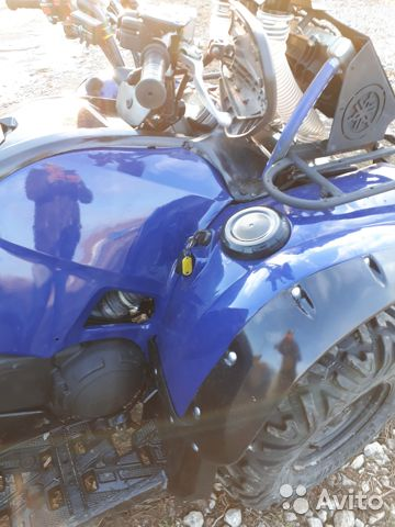 Квадроцикл Yamaha grizzly 700 89608063182 купить 3