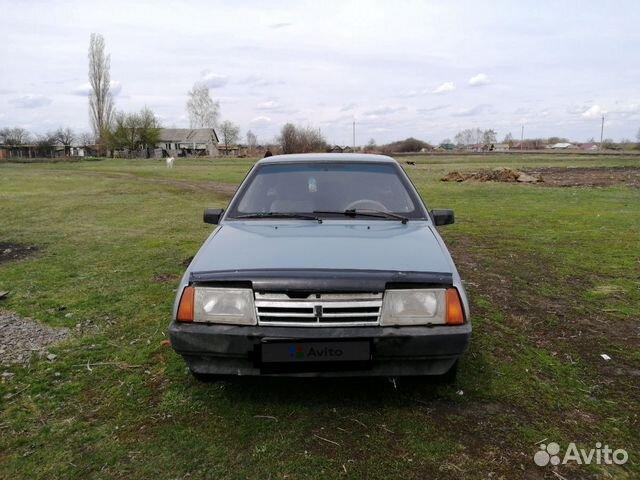 ВАЗ 21099, 2003 купить 2