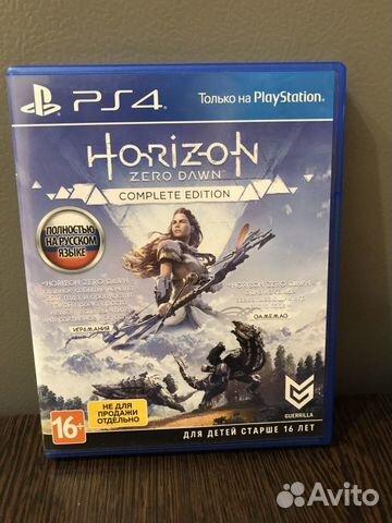 Игра Horizon Zero Dawn PS4 89125733542 купить 1