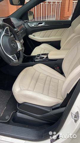 Mercedes-Benz GLE-класс AMG Coupe, 2016 89586151379 купить 5