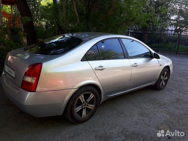 Nissan Primera, 2004 купить 3