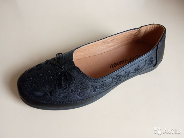 Туфли женские, новые, р.39  купить 1