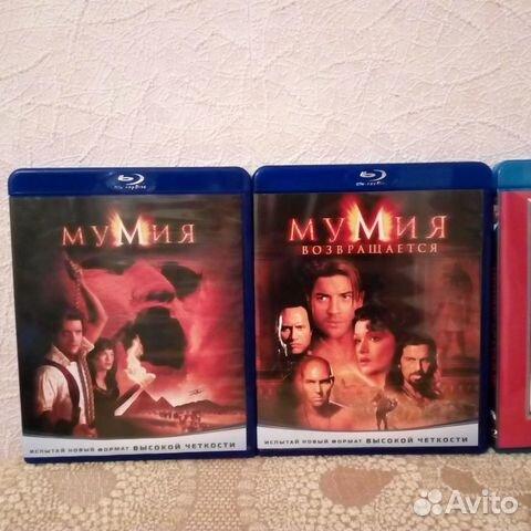 DVD и Blu-Ray диски