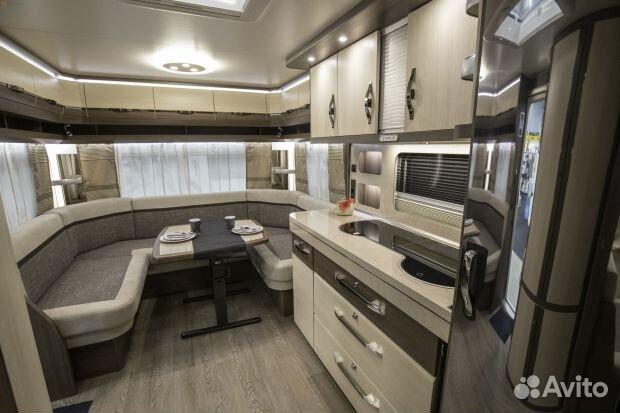 Семейный Дом на колесах Hobby Prestige 720 UKFe 89183304949 купить 5