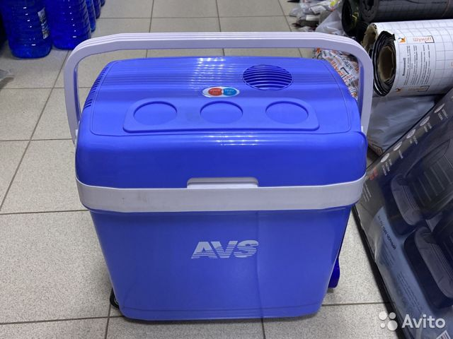 Электрический автомобильный холодильник (термоконт
