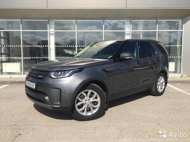 Land Rover Discovery, 2017 88442983197 купить 1