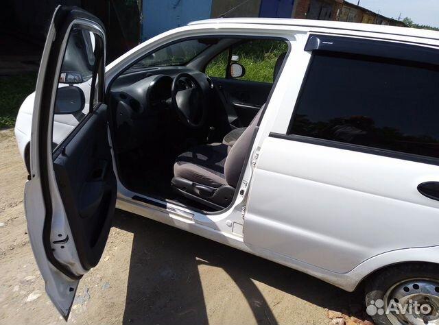 Daewoo Matiz, 2012 89203446927 купить 7