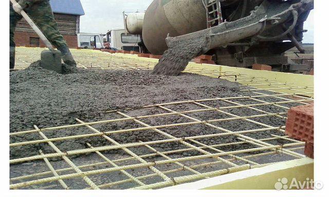 купить бетон в сестрорецке