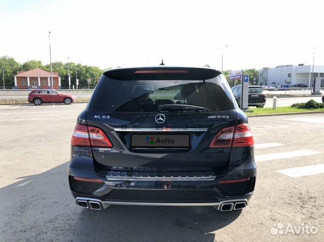 Mercedes-Benz M-класс AMG, 2013 89058194466 купить 4