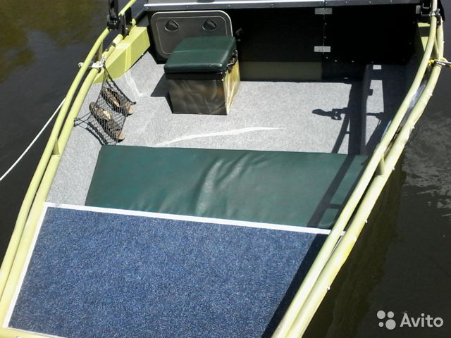 Лодка Мастер 540 с Mercury 90 elpt 4 Stroke  89063926905 купить 3