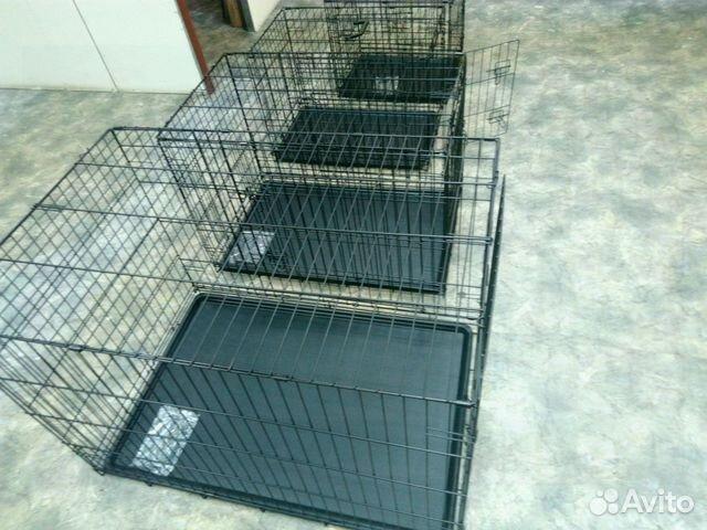 Клетка для большой собаки