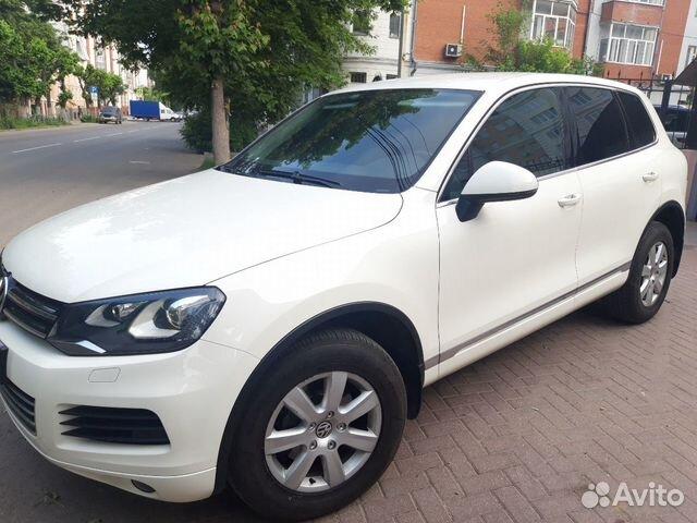 Volkswagen Touareg, 2012 89537437316 купить 8
