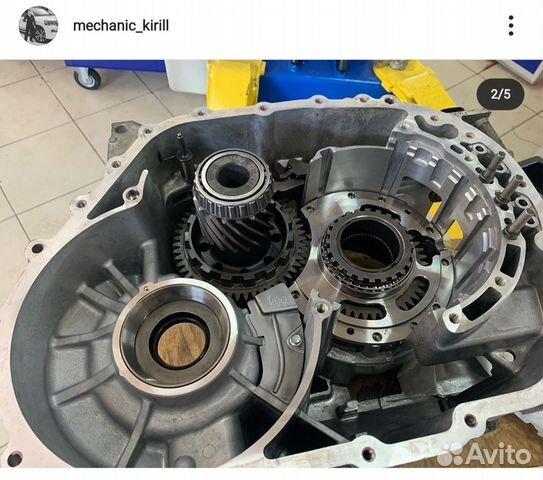 Automatic transmission repair
