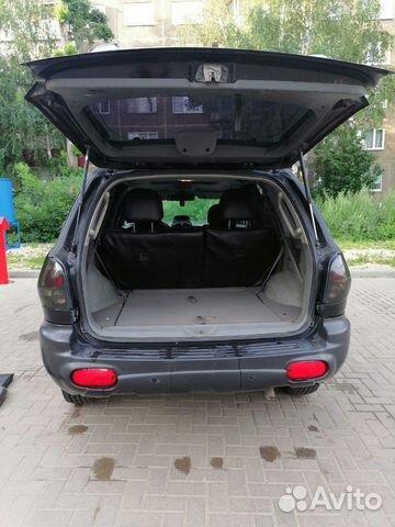 Hyundai Santa Fe, 2001  89065967516 купить 5
