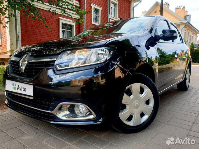 Renault Logan 2014  89062206917 buy 2