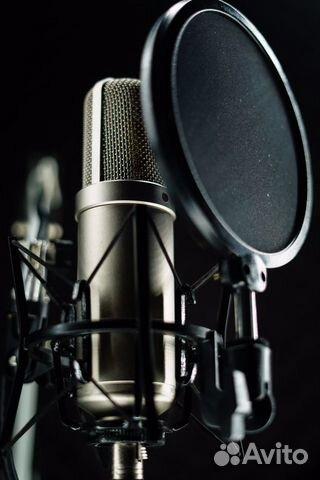 Студийный микрофон Rode NTK  89097194754 купить 2