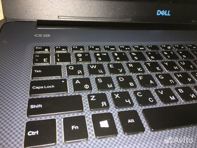 Ноутбук dell G3 3779  89048598145 купить 4