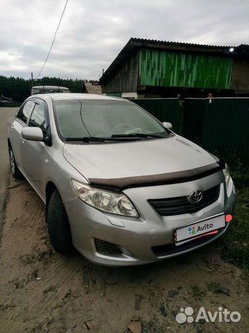 Toyota Corolla, 2006  89641288066 купить 1