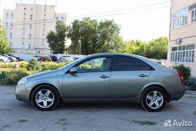 Nissan Primera, 2005  89883900490 купить 4