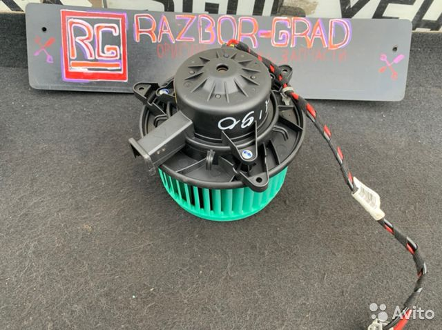 Мотор печки Chevrolet Cruze хэтчбек 1 2012  89086364687 купить 1