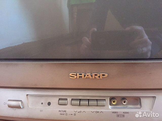 Телевизор Sharp неисправный  купить 1