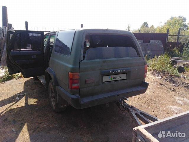 Toyota 4Runner, 1992  89630037163 купить 2