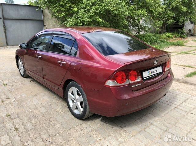 Honda Civic, 2008  89520648140 купить 2