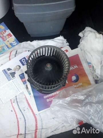 Мотор печки на Рено флюенс  купить 2