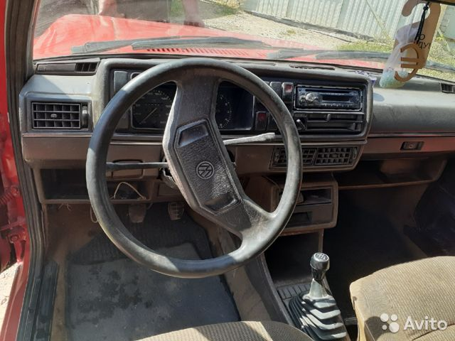 Volkswagen Jetta, 1984  89606847600 купить 7