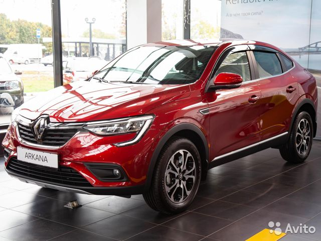 Renault Arkana, 2020  89134005860 купить 1