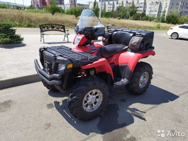 Polaris sportsman 700twin EFI инжектор  89034093955 купить 2