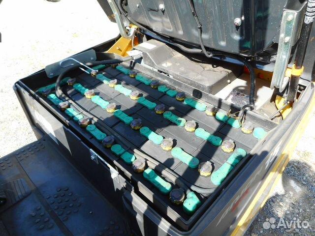 Вилочный электро погрузчик Коматсу 1,5 т  89139864541 купить 6