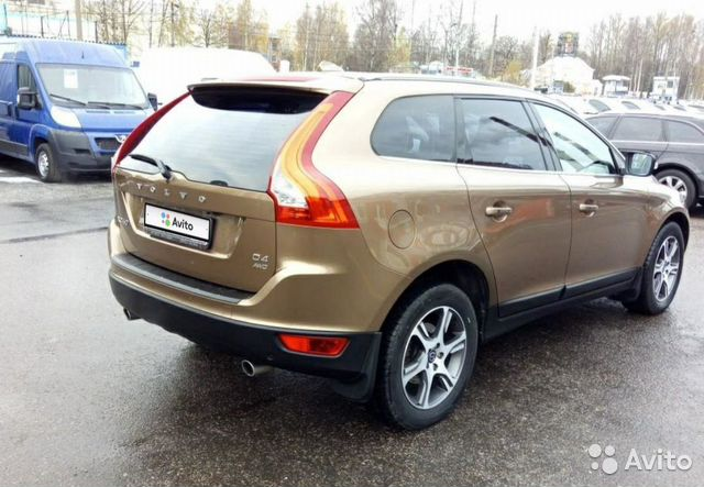 Volvo XC60, 2012  89062223441 купить 7
