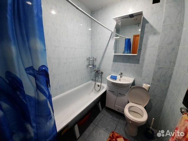 1-к квартира, 40 м², 1/4 эт.