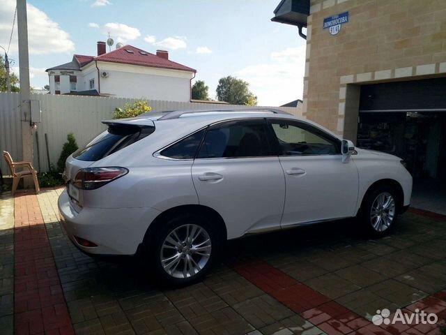 Lexus RX, 2013  89092683607 купить 4