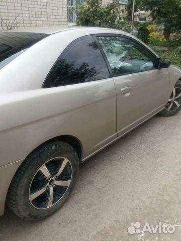 Honda Civic, 2002  89584890434 купить 1