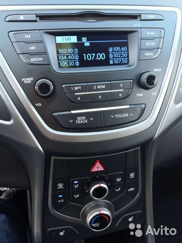 Hyundai Elantra, 2015  89656571267 купить 10