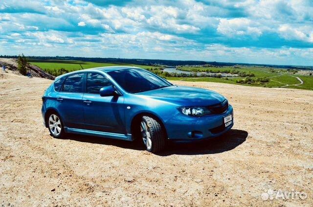 Subaru Impreza, 2007  89612641543 купить 4