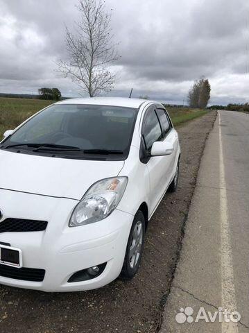 Toyota Vitz, 2007  89098118223 купить 10