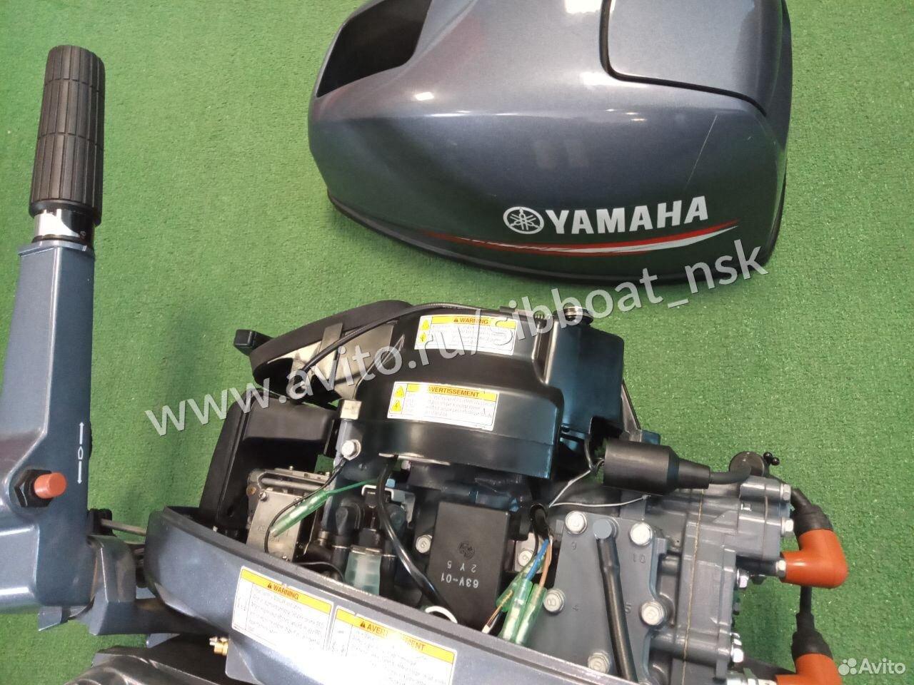 Лодочный мотор yamaha 9.9 2015