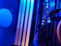 Corsair dominator DDR 3 2400 Мгц 16Gb