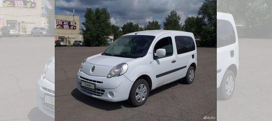 Renault Kangoo, 2012 купить в Красноярском крае | Автомобили | Авито