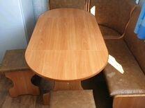 Кухонный уголок или стол отдельно