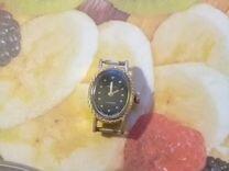 Часы женские чайка позолота с маркировкой СССР