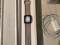 """Apple Watch Series 2 38mm, корпус """"розовое золото"""" — Часы и украшения в Геленджике"""
