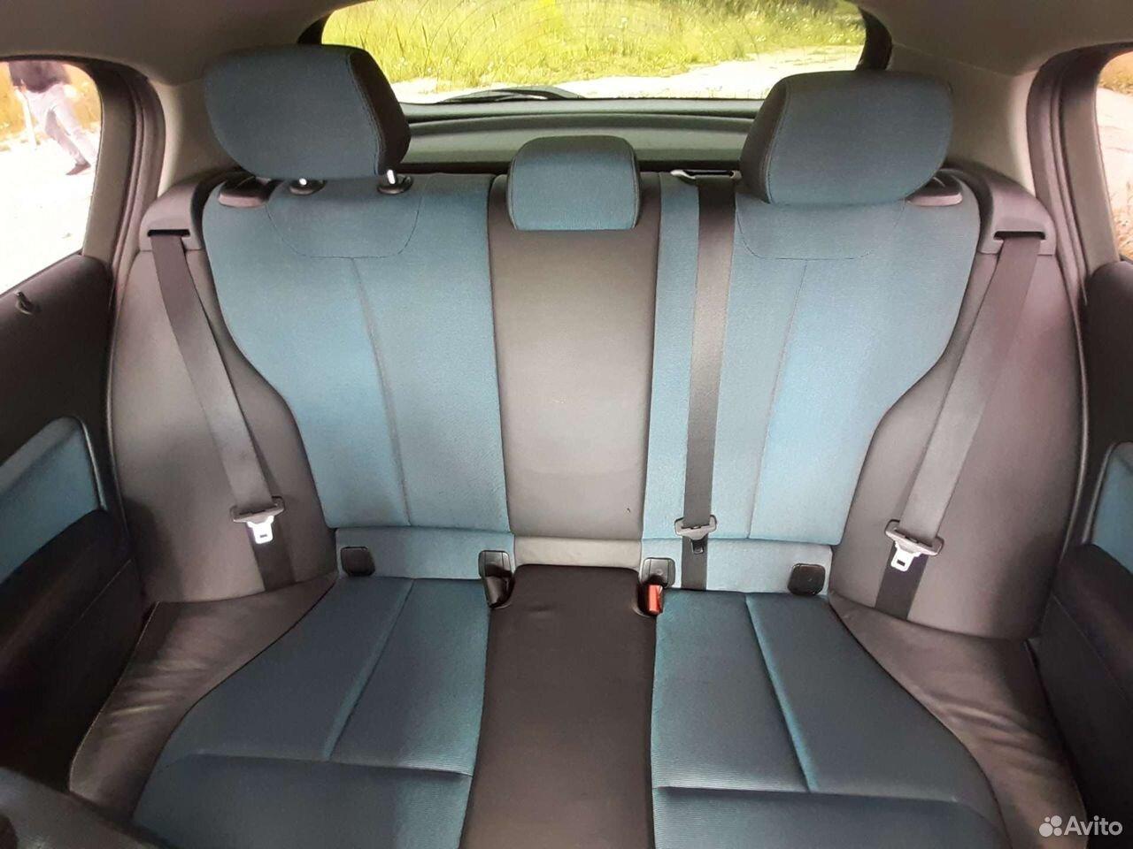 BMW 1 серия, 2013  89116117462 купить 9