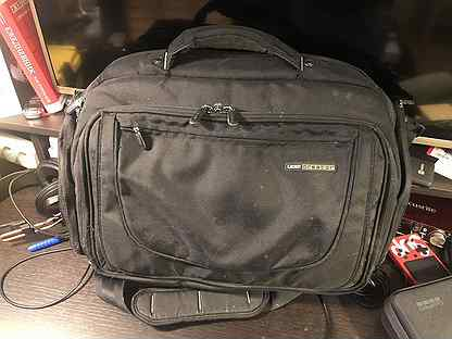 "Сумка UDG Creator 17"" Laptop Serato Messenger Bag"