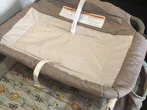 Манеж-кровать