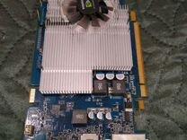 Видеокарта Nvidia GeForce GT330 2Gb рабочая