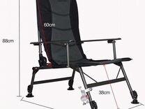 Стул туристический (карповый), кресло, раскладушка